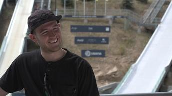 Nicky Keefer, Freestyle Skier S3 E2