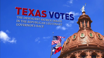 Texas Republican Lieutentant Governor's Run-Off Debate