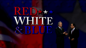 Red White and Blue: Stephen Klineberg