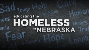 Educating The Homeless in Nebraska