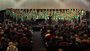 2016 Elementary Honors Choir Interviews