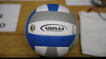 2016 Class AA Volleyball Championships - Game 12
