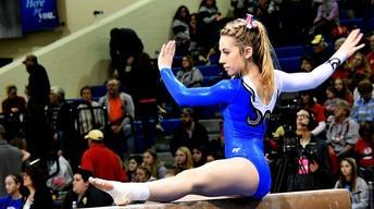 2017 SDHSAA State A and AA Gymnastics