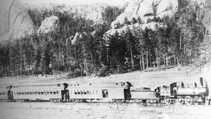 Black Hills Railroad Development