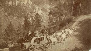 Trails, Rails, and Roads of the Black Hills