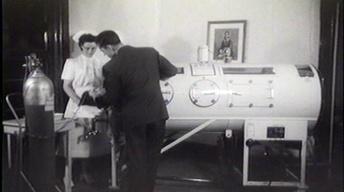 The Hot Springs Children's Hospital & Polio Center - 1949