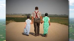 Landscapes of South Dakota: Hutterites