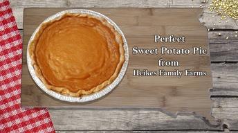 Savor Dakota Holiday Recipes: Sweet Potato Pie