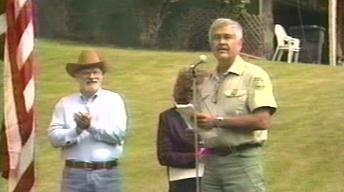 1998 George Mickelson Trail Dedication - Part 3