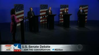 2014 U.S. Senate Debate