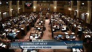 2016 Legislative Review