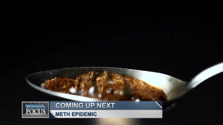 Meth Epidemic in South Dakota