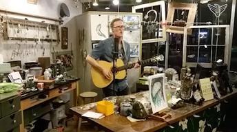 2017 NPR Tiny Desk Concert: Joel Guptill