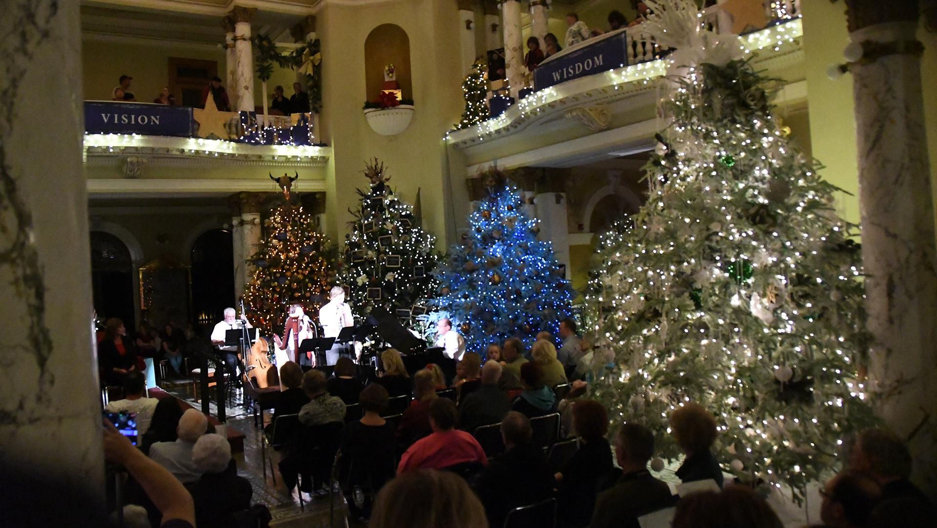 2016 SD Capitol Christmas SDPB Specials PBSThe Lighting Connection South Dakota Andrew Moore   Flying H  . The Lighting Connection South Dakota. Home Design Ideas