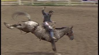 Jeff Willert Saddle Bronc 1999 SDHS Rodeo Finals