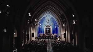 The 2016 Mount Marty College Vespers Performance