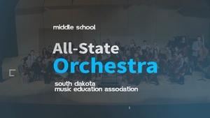 South Dakota Middle School All-State Orchestra