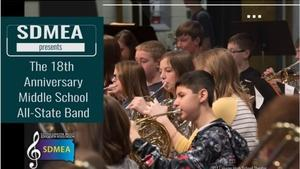 South Dakota Middle School All-State Band