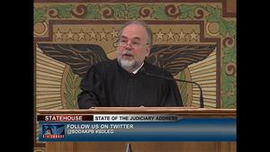 2015 South Dakota State of the Judiciary