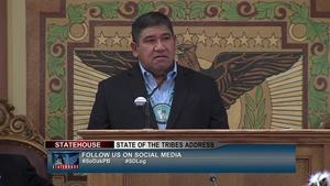 State of the Tribes Address - 2016
