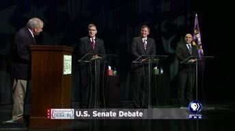 Montana Newspaper Association Debates, Race for Senate 2014