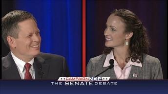 Montana PBS Debate Night, Race for the U.S. Senate-Fall 2014