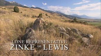 Lone Representative: Zinke Or Lewis?