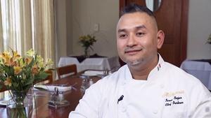 Culinary Artist Israel Bejar