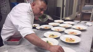 Local Culinary Artist Israel Bejar