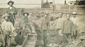 Chinese Builders of Gold Mountain