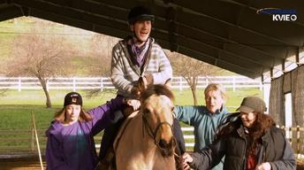 Healing Beyond Medicine - Horseback Riding Therapy