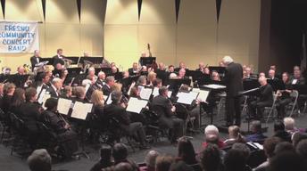 Fresno Community Concert Band: Super Concert VIII