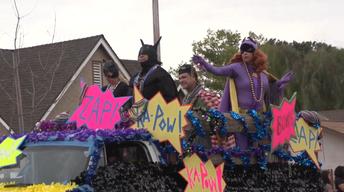 Tower District Mardi Gras Parade