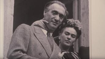 FAM Exhibit -Frida Kahlo: Through the Lens of Nickolas Muray