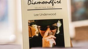 Poet Lee Underwood Reads from Diamondfire