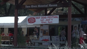 Hot Dog Festival at Three Rivers Historical Museum