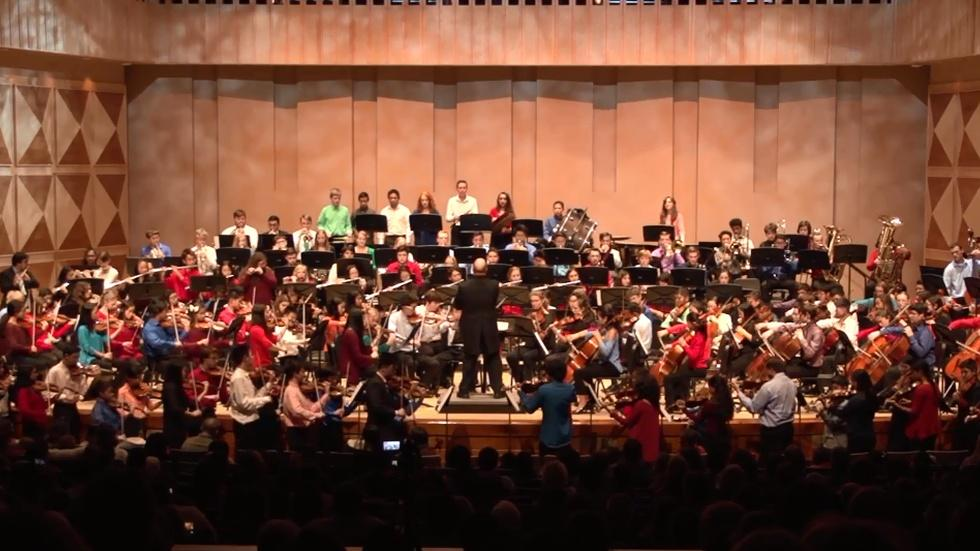 Youth Orchestras of Fresno image