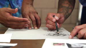 Arts in Correction at Valley State Prison