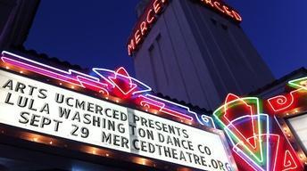 Washington Dance Theatre Arts UC Merced
