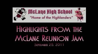 McLane Reunion Jam