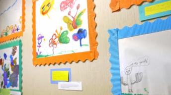 Woodlake Children's Art Exhibit & Mental Health Awareness