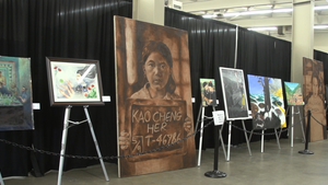 The Hmong Story 40 Exhibit