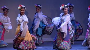 Danzantes Del Valle Presents: High School Show Offs