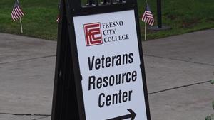 Fresno City College Veterans Resource Center