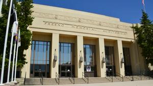 Fresno's Veterans Memorial Museum