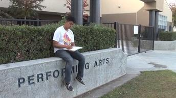 American Graduate - David