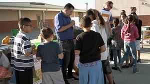 Weaver Union School District Wellness Fair