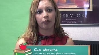 American Graduate Teacher Wall: Eva Menera