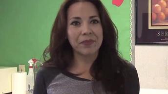 American Graduate Teacher Wall: Norma Gonzalez