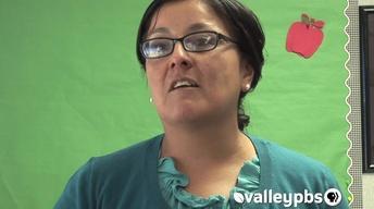 American Graduate Teacher Wall: Stephanie Sierras